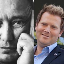 Portraits von Remy Farbikant und Matthias Walker