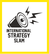 International Strategy Slam 2018 Logo